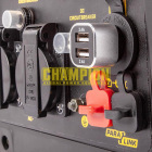 USB und CEE Steckdosen-Anschluss