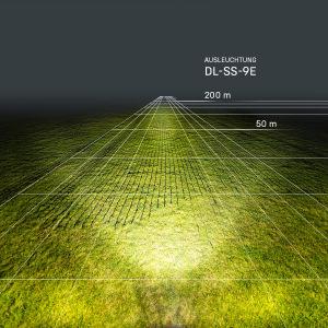 DLSS9E Ausleuchtung