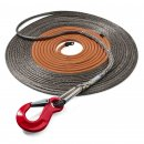 Novoleen Synthetic Winch Rope Profi-X 9,9t Ø 10mm; L: 25m