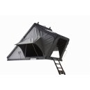 Aluminum hard shell roof tent 130 window roof rack
