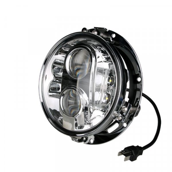LTPRTZ® 7 LED Scheinwerfer Adapter Kit Harley