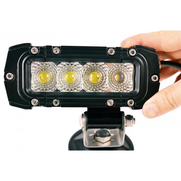 Lightpartz Aluminium Schiebefuss LED Lightbar SR/DR/ULTRA Series