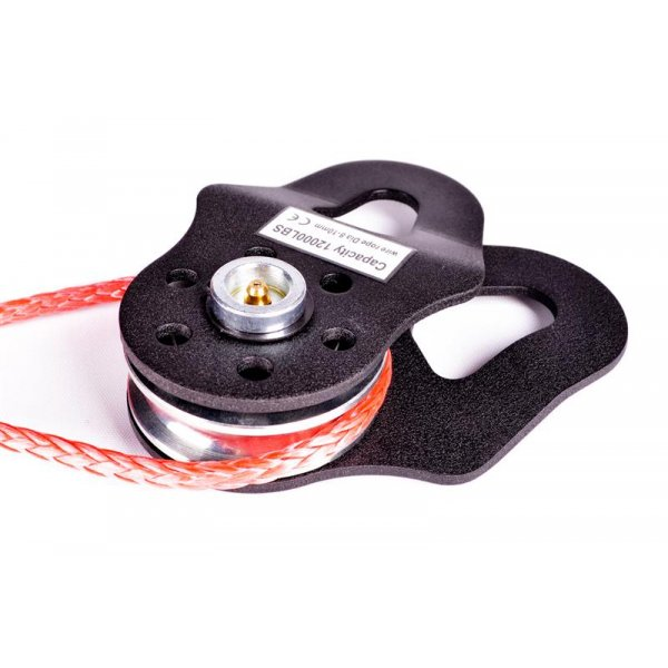 idler pulley, snatch block for pulley block winch 12000LB 5,4t with grease nipple