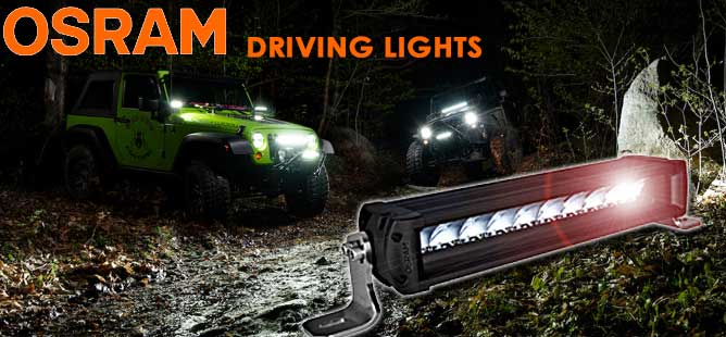 OSRAM Driving Lights